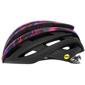 Giro Ember MIPS Casco Mujer, matte black/electric purple